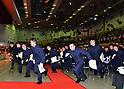 Graduation ceremony for National Defense Academy