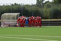 Büttelborn schwört sich ein - 15.08.2021 Büttelborn: SKV Büttelborn vs. VfR Groß-Gerau, Gruppenliga