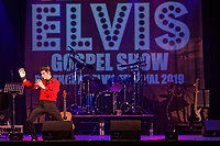 2019 09 29 Porthcawl Elvis Festival in south Wales, UK