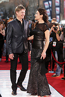 April 28, 2013 File Photo -  arrive on the red carpet at the ARTIS 2014 Gala.