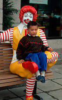 China, Peking, Mc Donald's