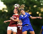 Duke at Arkansas Women's Soccer 8/26/16