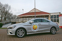 18-01-14,Netherlands, Rotterdam,  TC Victoria, Wildcard Tournament, Oficial Car<br /> Photo: Henk Koster