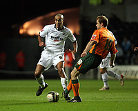 Pictured: Darren Pratley of Swansea City<br /> Picture by D Legakis / Athena Picture Agency, Swansea, 07815441513