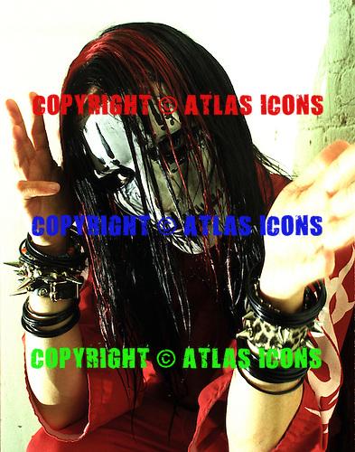 Slipknot Photo Session in New York
