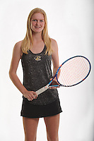 NWA Democrat-Gazette/ANDY SHUPE<br /> Brooke Killingsworth of Bentonville is the Northwest Arkansas Democrat-Gazette girls singles player of the year. Thursday, Nov. 10, 2016.