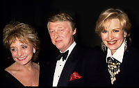 Barbara Walters, Mike Nichols, Diane Sawyer 1992 Photo by Adam Scull-PHOTOlink.net