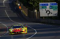 #57 KESSEL RACING (CHE) Ferrari 488 GTE EVO LMGTE Am  - Takeshi Kimura (JPN) / Scott Andrews (AUS) / Mikkel Jensen (DNK)