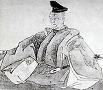 Undated - Monzaemon Chikamatsu (1653-1725) was a Japanese dramatist of j?ruri, the form of puppet theater that later came to be known as bunraku. His most notable which published in 1703, The Love Suicides at Sonezaki (Sonezaki no shinju), plays deal with double-suicides of honor bound lovers.  (Photo by Kingendai Photo Library/AFLO)