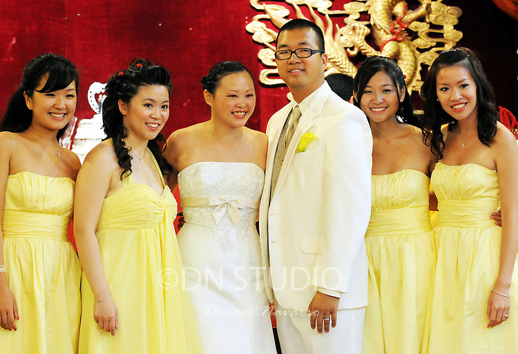 The wedding of Kei Chan and James Chan at Grand Harmony in Manhattan, New York on Sunday, August 8, 2010.
