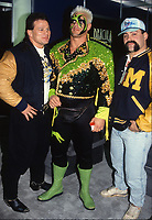 Steiner Bros & Sting1991<br /> Photo By John Barrett/PHOTOlink