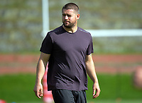 Dane Coles. Hurricanes rugby union training at Rugby League Park in Wellington, New Zealand on Wednesday, 19 April 2017. Photo: Dave Lintott / lintottphoto.co.nz