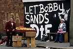 The Troubles Belfast Northern Ireland 1980s UK