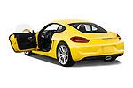 2014 Porsche Caymen Coupe