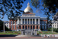 Massachusetts State House, Boston, MA