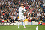 Real Madrid's Luka Modric during Champions League 2015/2016 Semi-Finals 2nd leg match at Santiago Bernabeu in Madrid. May 04, 2016. (ALTERPHOTOS/BorjaB.Hojas)