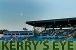 General view during the Kerry County Senior Football Championship Final match between East Kerry and Mid Kerry at Austin Stack Park in Tralee on Saturday night.
