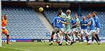02.05.2021 Rangers v Celtic: Odsonne Edouard scores