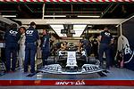 Scuderia AlphaTauri Honda takes part in the tests for the new Formula One Grand Prix season at the Circuit de Catalunya in Montmelo, Barcelona. February 19, 2020 (ALTERPHOTOS/Javier Martínez de la Puente)