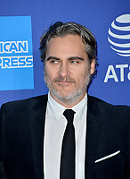 PALM SPRINGS03, 2020: Joaquin Phoenix at the 2020 Palm Springs International Film Festival Film Awards Gala.<br /> Picture: Paul Smith/Featureflash