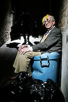 Photo Illustration, Plight of the Elderly, 2005