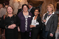 From left are Dawn Broonham, Claire Elkington, and Sue Breedon (far right)
