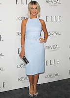 BEVERLY HILLS, CA, USA - OCTOBER 20: Julianne Hough arrives at ELLE's 21st Annual Women In Hollywood held at the Four Seasons Hotel on October 20, 2014 in Beverly Hills, California, United States. (Photo by Celebrity Monitor)