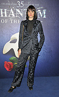 """Sam Rollinson at the """"The Phantom Of The Opera"""" 35th anniversary gala performance, Her Majesty's Theatre, Haymarket, on Monday 11th October 2021, in London, England, UK. <br /> CAP/CAN<br /> ©CAN/Capital Pictures"""