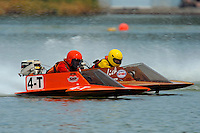 4-T and 46-V   (Outboard Hydroplane)