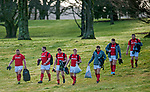 300118 Wales rugby training Natwest Six Nations 2018