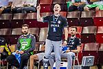 Karsten Schaefer (Co-Trainer TVB Stuttgart) ; BGV Handball Cup 2020 Halbfinaltag: TVB Stuttgart vs. HBW Balingen-Weilstetten am 11.09.2020 in Ludwigsburg (MHPArena), Baden-Wuerttemberg, Deutschland<br /> <br /> Foto © PIX-Sportfotos *** Foto ist honorarpflichtig! *** Auf Anfrage in hoeherer Qualitaet/Aufloesung. Belegexemplar erbeten. Veroeffentlichung ausschliesslich fuer journalistisch-publizistische Zwecke. For editorial use only.