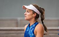Amstelveen, Netherlands, 6 Juli, 2021, National Tennis Center, NTC, Amstelveen Womans Open, Irene Burillo Escorthuela (ESP)<br /> Photo: Henk Koster/tennisimages.com