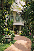 """Thaïlande/Bangkok: L'hôtel """"Oriental"""" - La partie ancienne"""