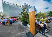 Paris, France, 28 May, 2018, Tennis, French Open, Roland Garros, The Village<br /> Photo: Henk Koster/tennisimages.com