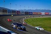 #18: Kyle Busch, Joe Gibbs Racing, Toyota Supra iK9, #2: Tyler Reddick, Richard Childress Racing, Chevrolet Camaro Hurdl