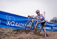 Eli Iserbyt (BEL/Pauwels Sauzen-Bingoal)<br /> <br /> 2020 Scheldecross Antwerp (BEL)<br /> <br /> ©kramon