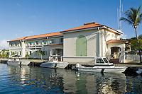 Virgin Islands National Park<br /> Visitors Center<br /> Cruz Bay<br /> St. John, US Virgin Islands