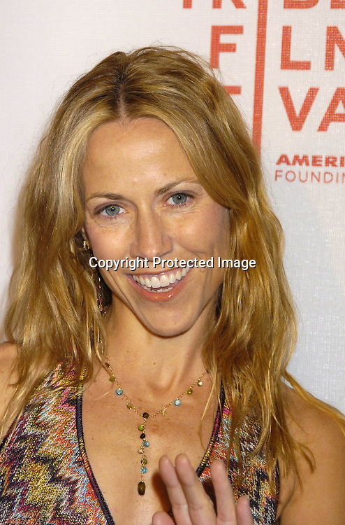 """Sheryl Crow..at the world Premiere of """"Fierce People"""" at the Tribeca Film Festival on April 24, 2005 at the Tribeca Performing Arts Center. ..Photo by Robin Platzer, Twin Images"""