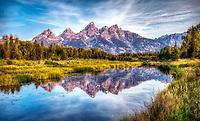Grand Teton National Park Wyoming Grand Tetons