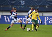 VOETBAL: HEERENVEEN: Abe Lenstra Stadion SC Heerenveen - Fortuna Sittard, uitslag 1-3, Arjen van der Heide, ©foto Martin de Jong
