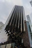 America,New York,  Manhattan, Trump tower
