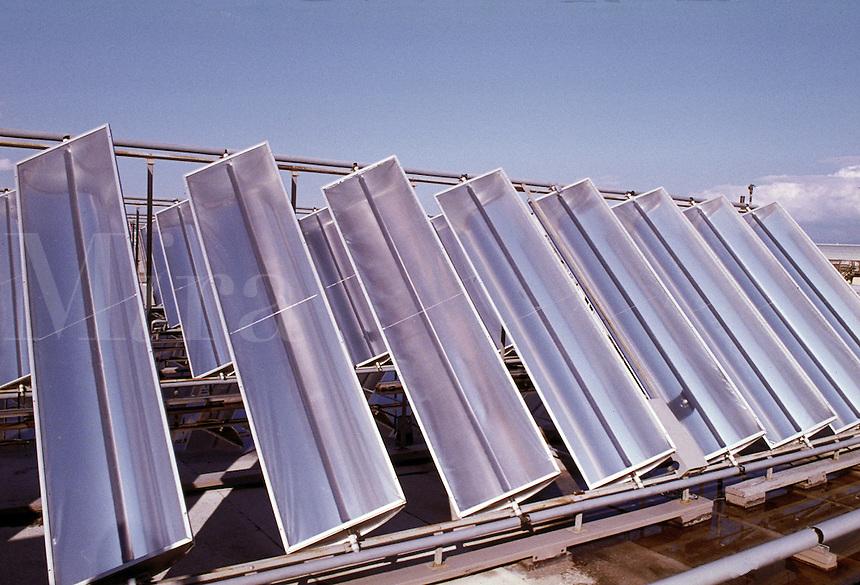 Solar collectors, solar panels