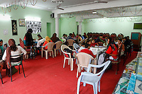 Dehradun, Uttarakhand, India.  Tasmia Academy, a Muslim Women's Sewing Instruction Group.
