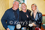 The Hanly family enjoying the evening in Sean Og's on Saturday, l to r: Mark, Lorraine and Beth Hanly.