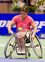 16-12-10, Tennis, Rotterdam, Reaal Tennis Masters 2010,     Maaike Smit