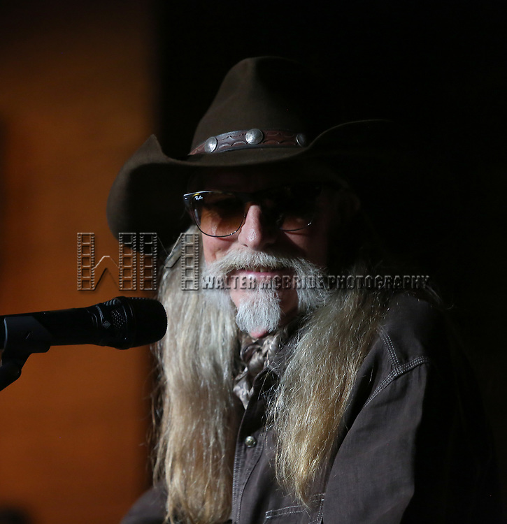 Dean Dillon in concert to launch 'Tennessee Whiskey' The New Musical based on his life at The Studio at Opry City Stage on May 12, 2018 in New York City.