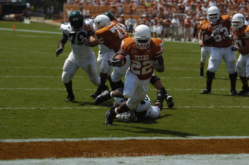 02 September 2006: during the Longhorns XX-YY victory over the Eagles at Darrell K Royal Memorial Stadium in Austin, TX.