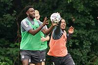 - Frankfurt 13.07.2021: Trainingslager der Deutschen  Olympia-Nationalmannschaft für Tokio 2021