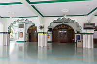 Indian Mosque, Masjid India, Ipoh, Malaysia.