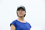 2014 Taiwan Female Champion Sally Wang poses for a photograph during the Wings for Life World Run on 08 May, 2016 in Yilan, Taiwan. Photo by Victor Fraile / Power Sport Images